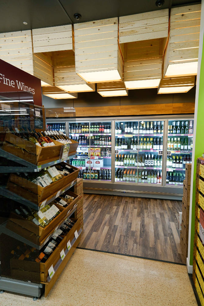 Co-op Store, Hamblin Road, Woodbridge