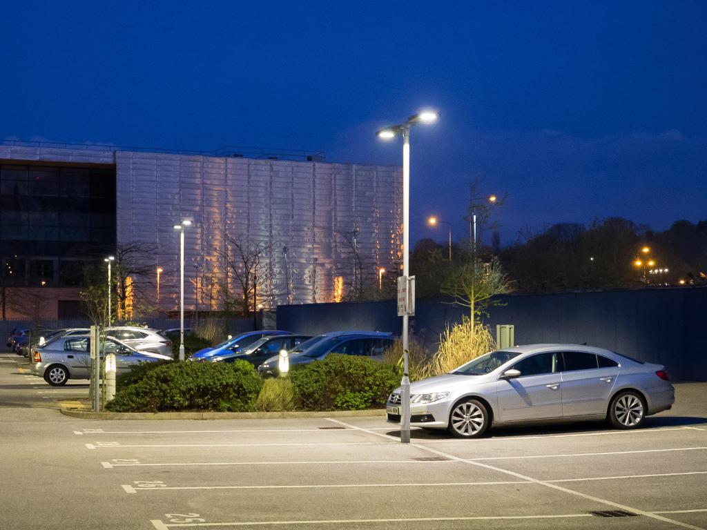 Grafton House Car Park, Ipswich