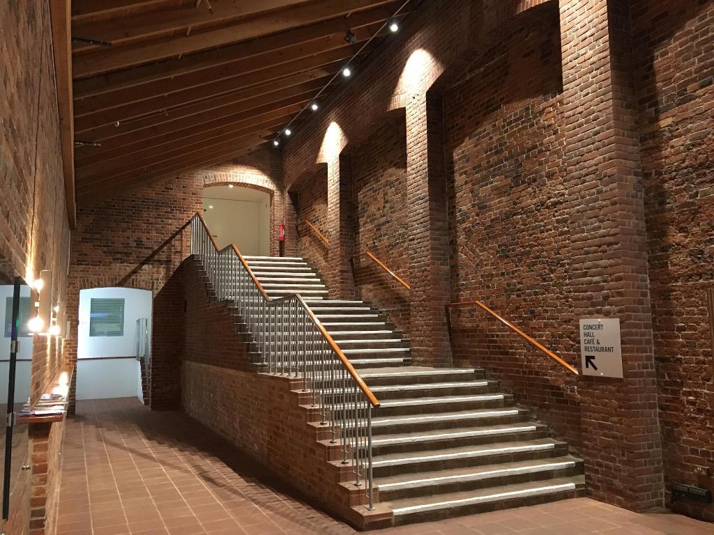 Snape Maltings Concert Hall Inner Foyer