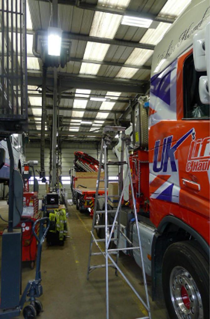 Volvo Truck & Bus Centre, Norwich