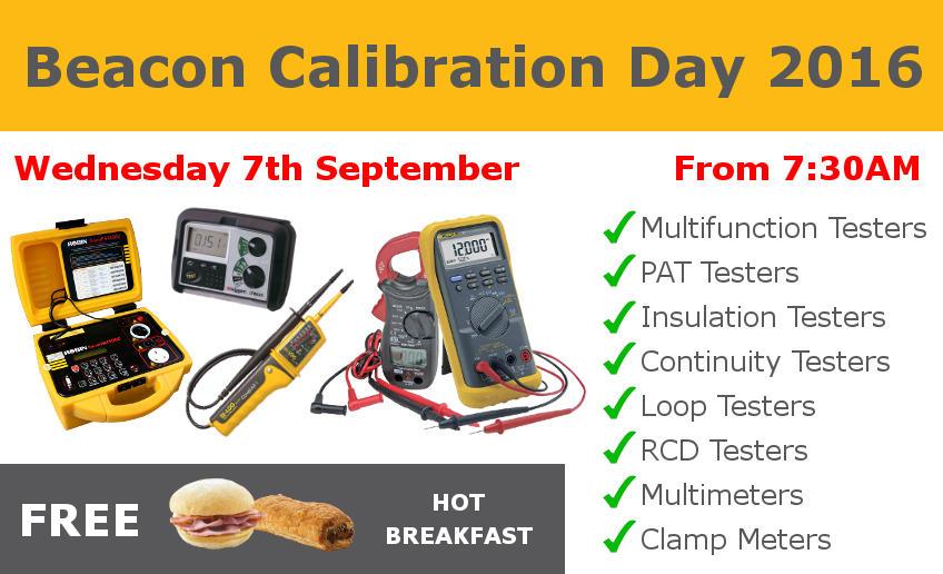 Beacon Calibration Day 2016 Image 1