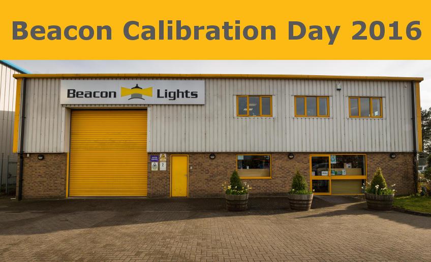 Beacon Calibration Day 2016 Image 2