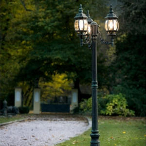 Post & Street Lights