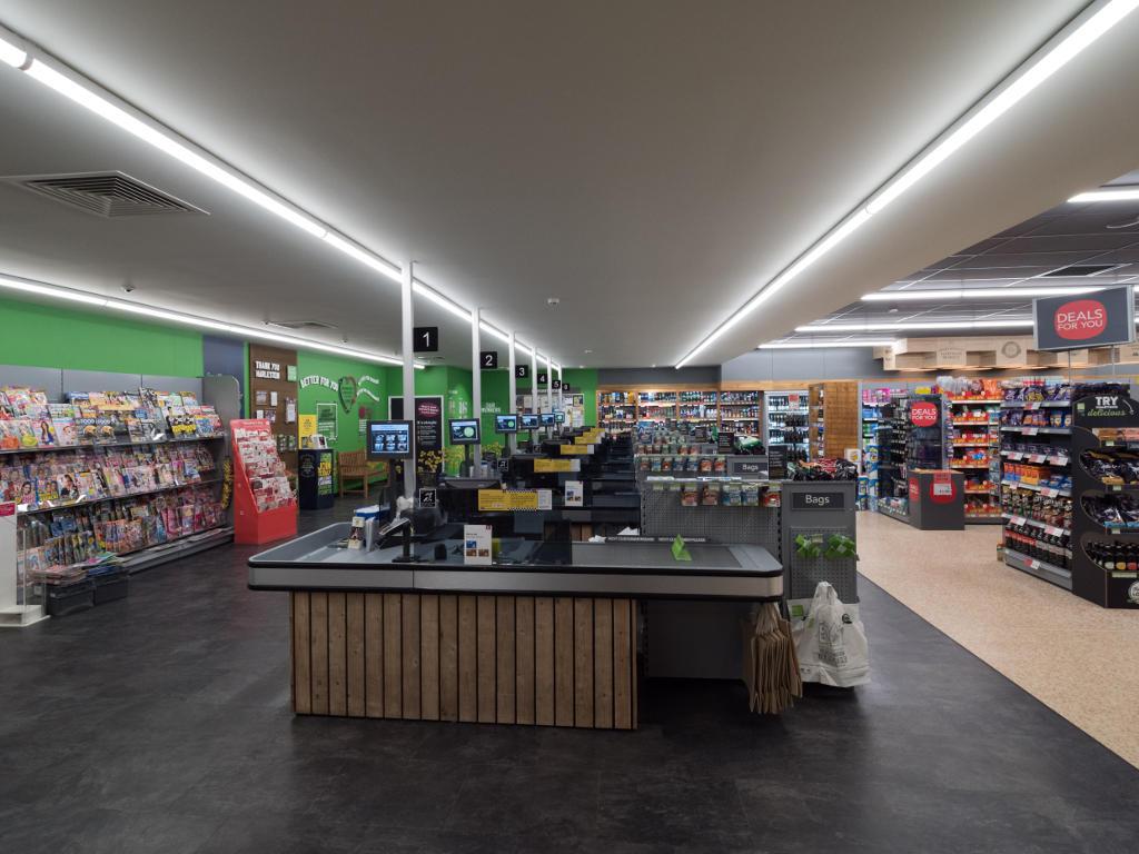 Co-op Store, Bullock Fair Close, Harleston