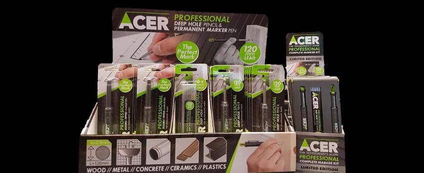 ACER Professional Marker Kit