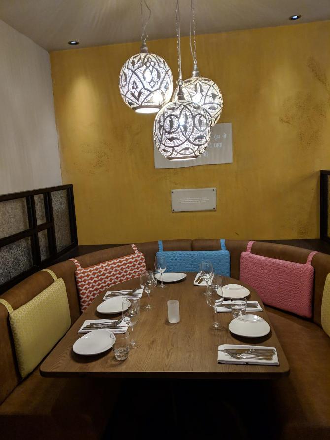 Rajinda Pradesh Restaurant, Center Parcs, Elvedon Forest, Thetford
