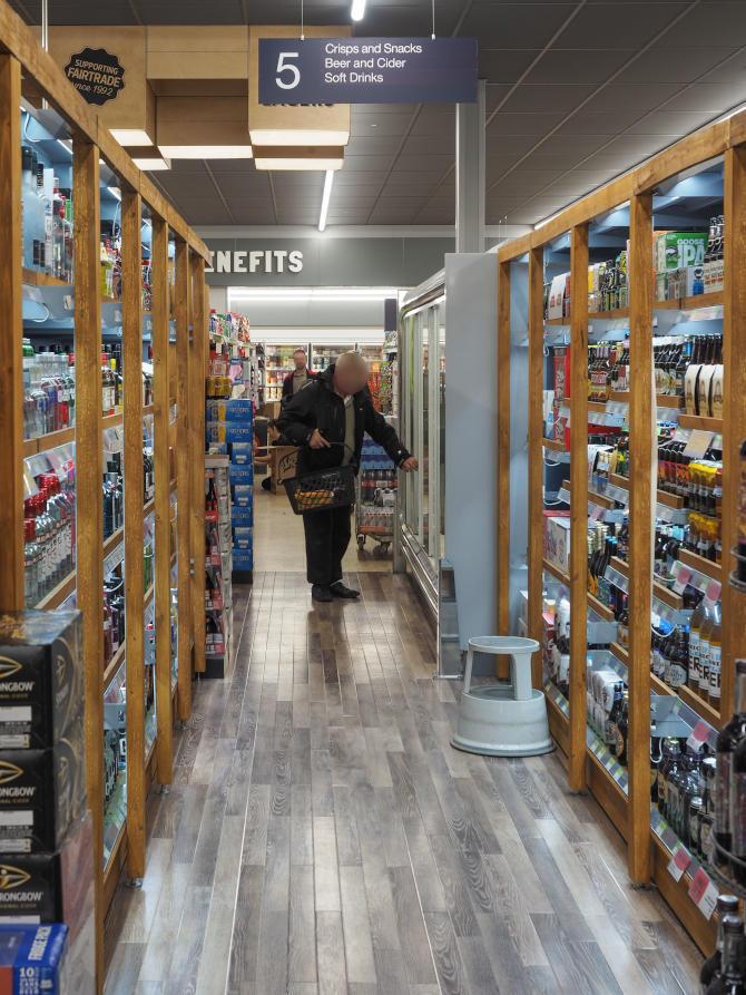 Co-op Store, Market Hill, Framlingham