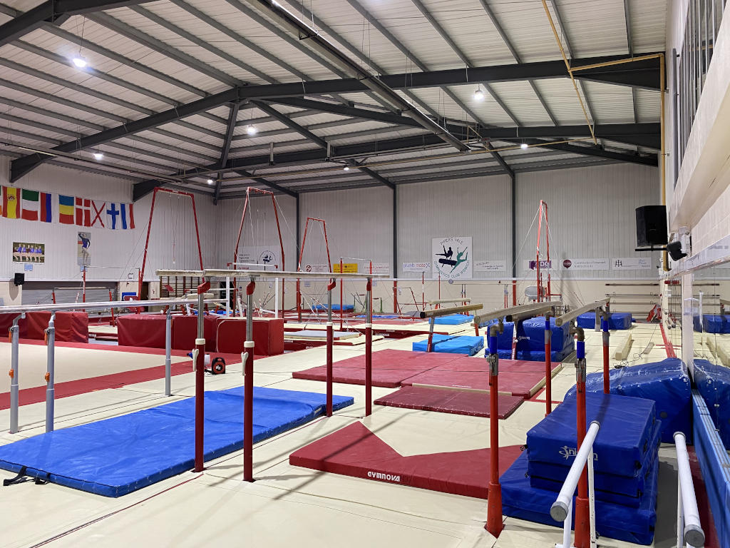 Pipers Vale Gymnastics, Ipswich