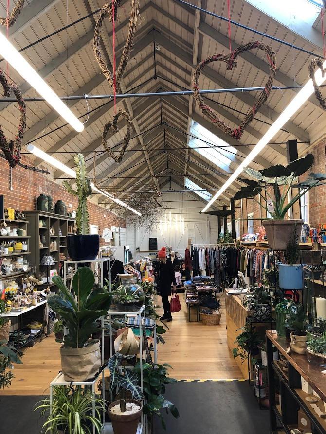 New Street Market, Woodbridge