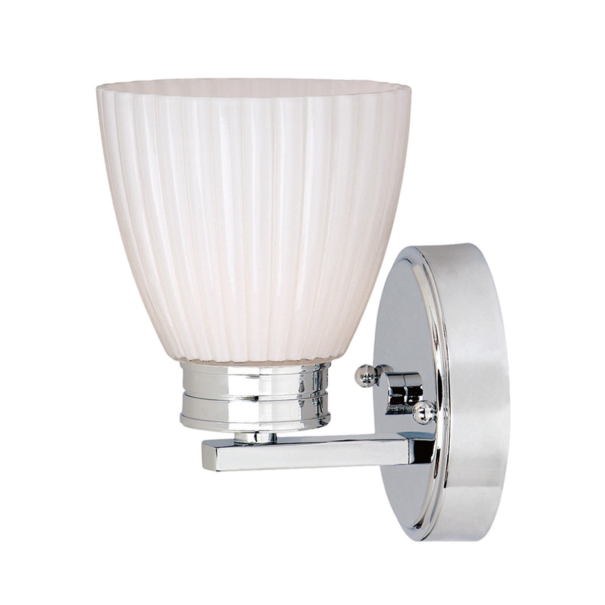 Bathroom Wallingford 1lt Wall Light